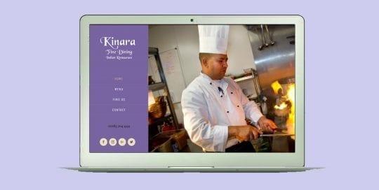 Portfolio example of a responsive web design in derby & burton-on-trent company